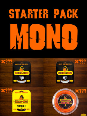 STRING-KONG STARTER PACK MONO