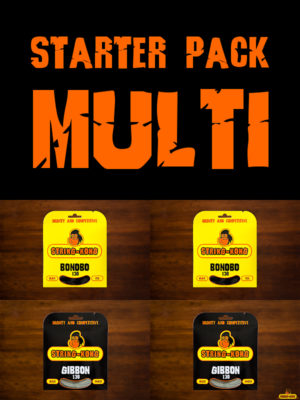 STRING-KONG STARTER PACK MULTI