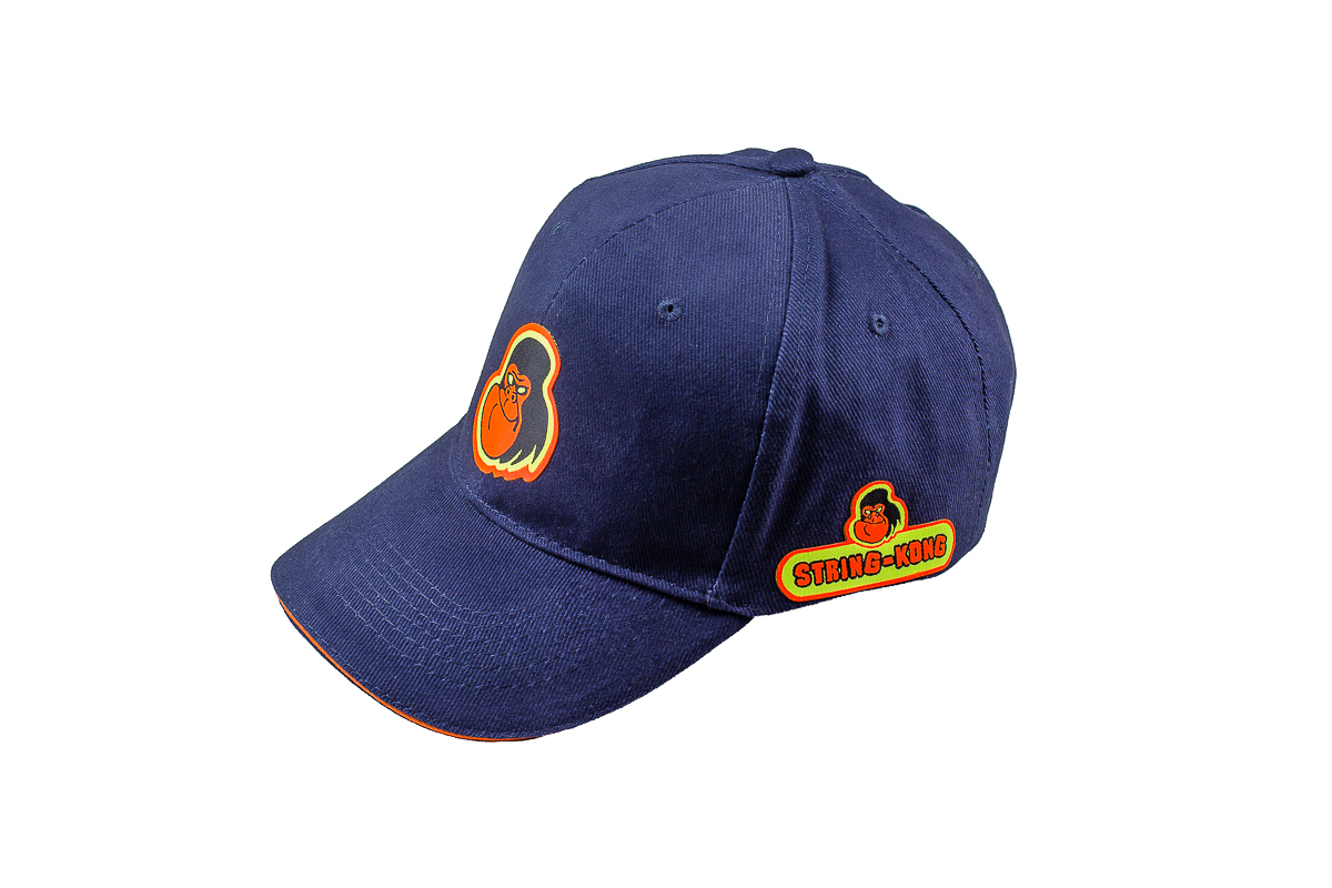 String-Kong Cotton Cap colore French