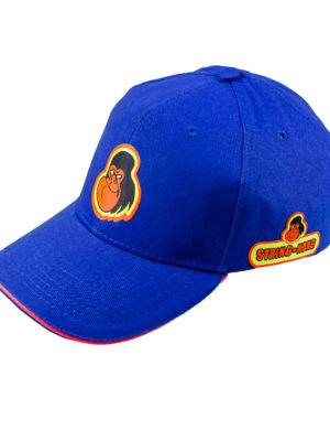 String-Kong Cotton Cap colore Royal