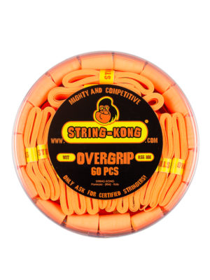 STRING-KONG WET OVERGRIP 60pz per tennis b