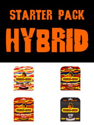 STRING-KONG Starter Pack Hybrid