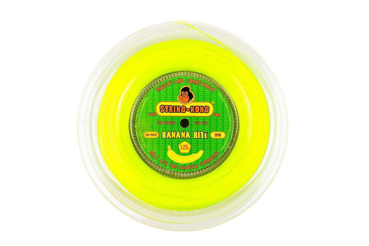 Banana Bite String-Kong 1.25 Tennis