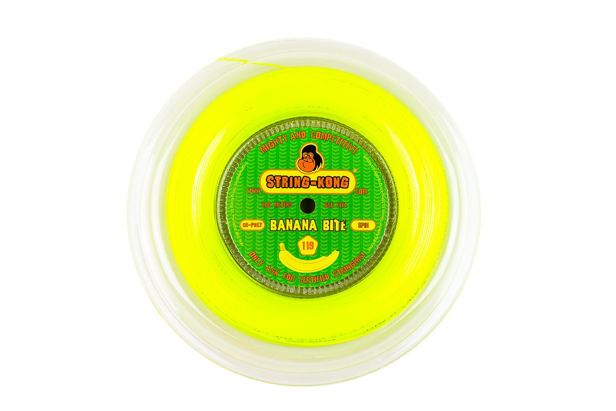 Banana Bite String-Kong 1.19 Tennis