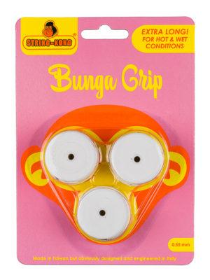 String-Kong Bunga Tac Overgrip 3 pcs