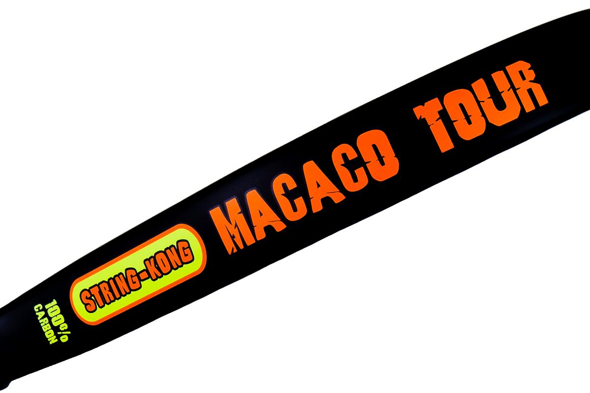 String-Kong Padel Macaco Tour side