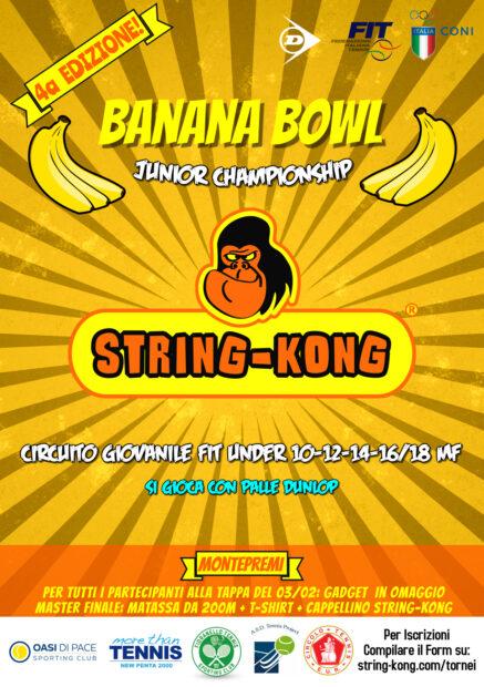 String-Kong Junior Championship 4a ed ripresa