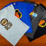 Nuove T-shirt String-Kong