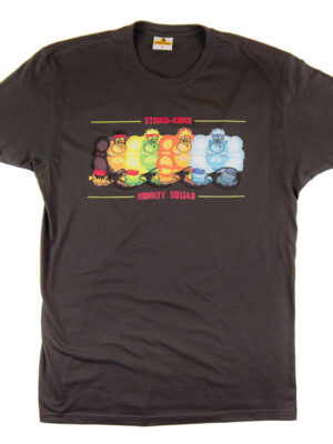 String-Kong Monkey Squad T-shirt