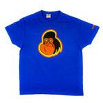 String-Kong Gorilla Blue T-shirt