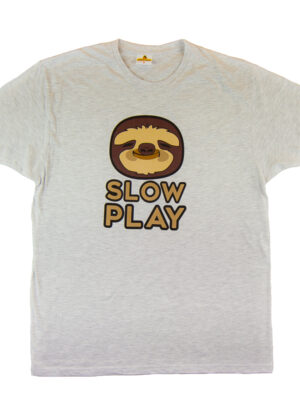 String-Kong Slow Play T-shirt