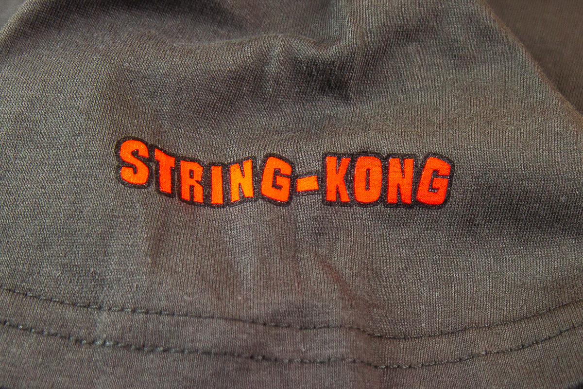 String-Kong Monkey Squad T-shirt logo
