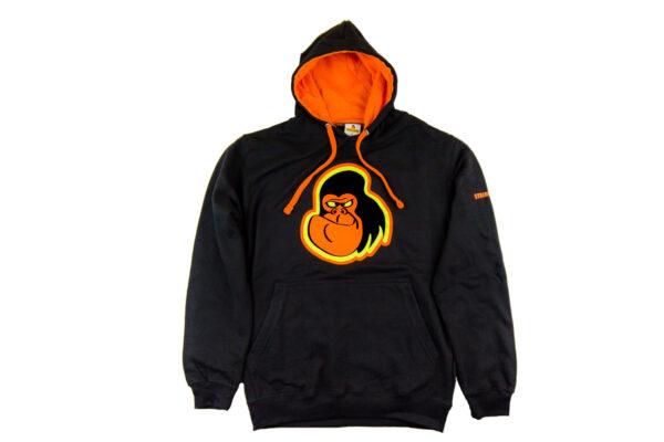 String-Kong Gorilla Hoodie